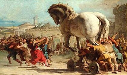 The Trojan Horse – Don't be fooled ….