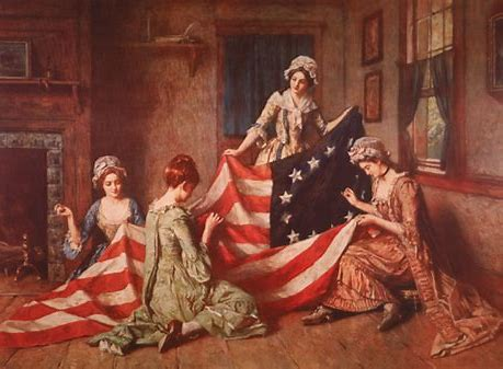 Sheriff Harwood pimps the American flag for profit