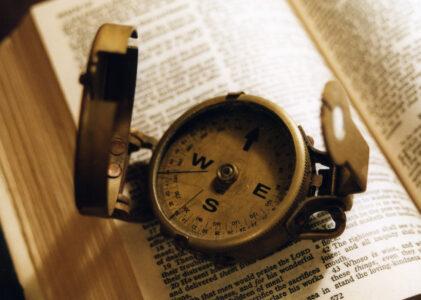 Follow Gods Compass, Not Mans…